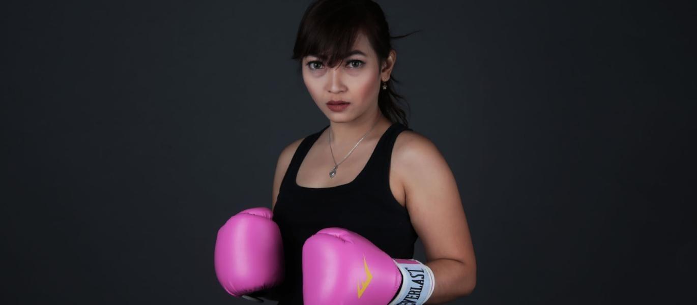 Everlast Pro Style Training Boxhandschuhe pink 8 10 Oz Damen Mädchen Boxen Fit