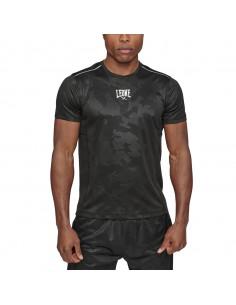 Leone Camo Black T Shirt