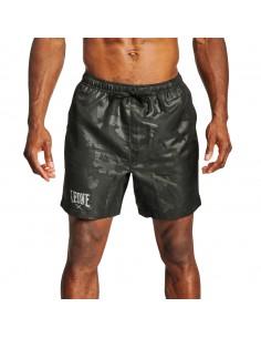 Leone Camo Black Shorts