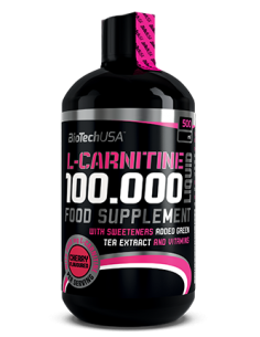 Bio Tech USA L- Carnetin Liquid 500ml