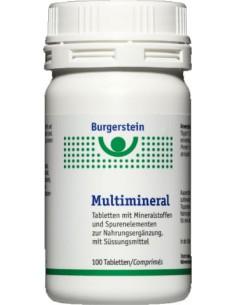 Burgerstein Multimineral 100 Stk