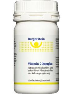 Burgerstein Vitamin C-Komplex 120 Stk