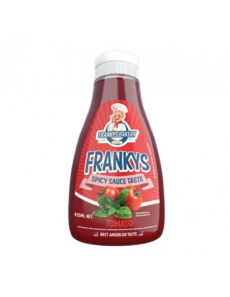 Frankys Bakery Spicy Tomato Sauce