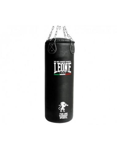 Leone Boxsack Basic Schwarz 20 kg