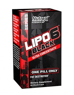 Lipo-6 Black Ultra Concentrate (original Version) 60 Stk