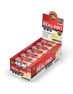 All Stars Real-Pro 50% Protein Bar 24 Stk