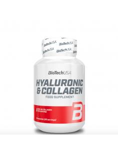 Bio Tech USA Hyaluronic & Collagen 30 Stk