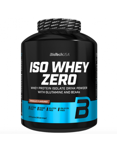 Bio Tech USA Iso Whey Zero 2270g