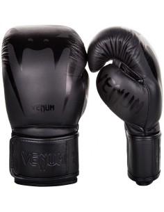 Venum Giant 3.0 Boxing Gloves - Nappa Leather black/black