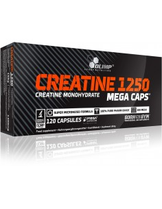Olimp Creatine 1250 Mega Caps 120 Stk