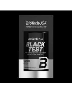 Bio Tech USABlack Test