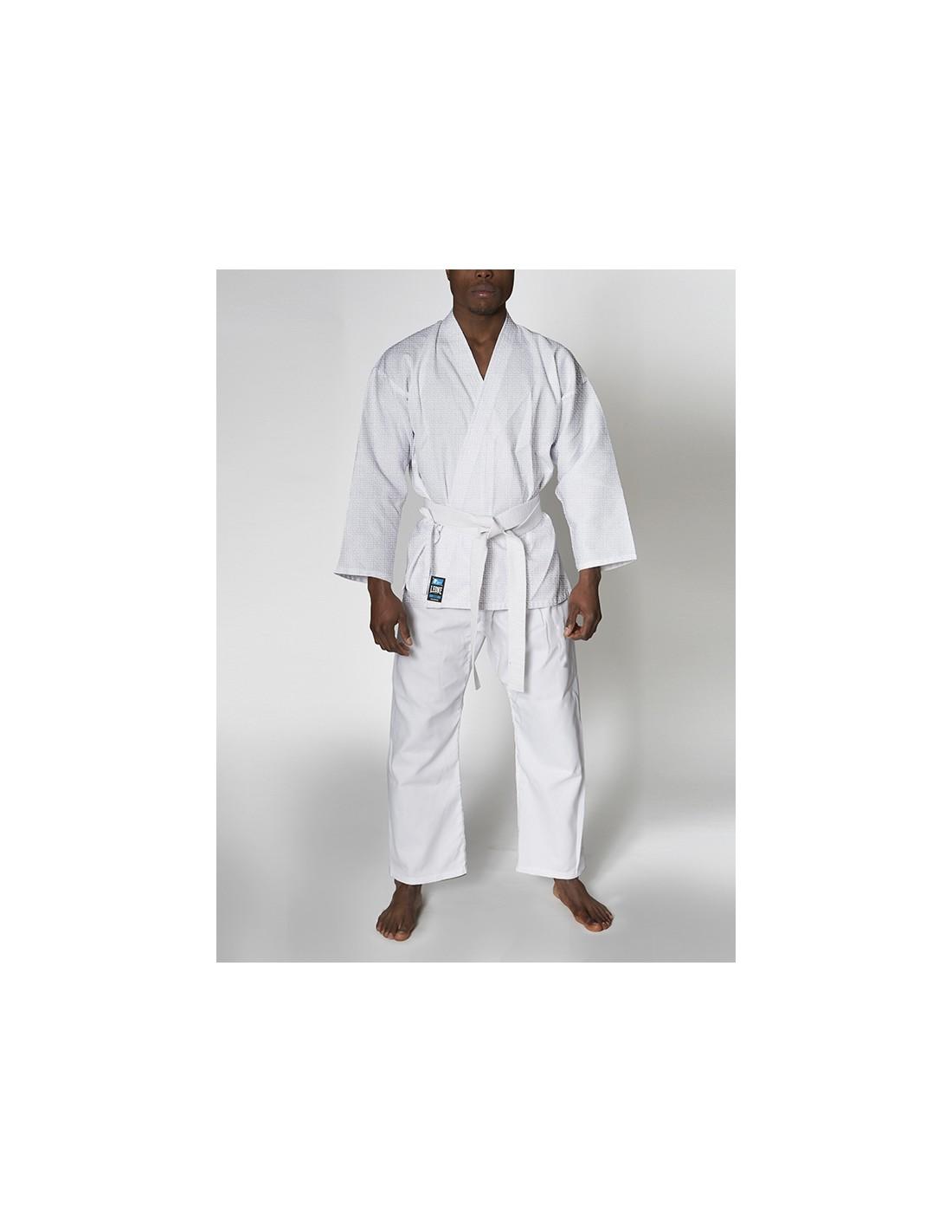 Leone1947 Judo Anzug im schweizer Onlineshop kaufen Farbe Weiß Grösse 110 cm
