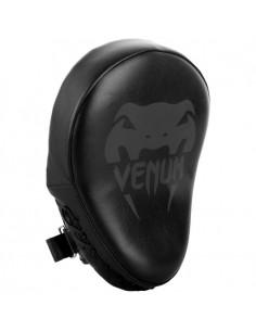 Venum Light Focus Mitts - Black/Black