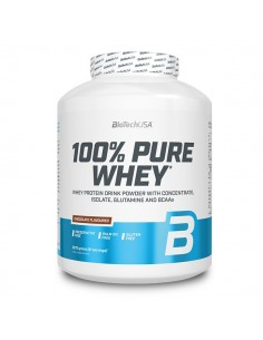 Bio Tech USA 100% Pure Whey 2270g