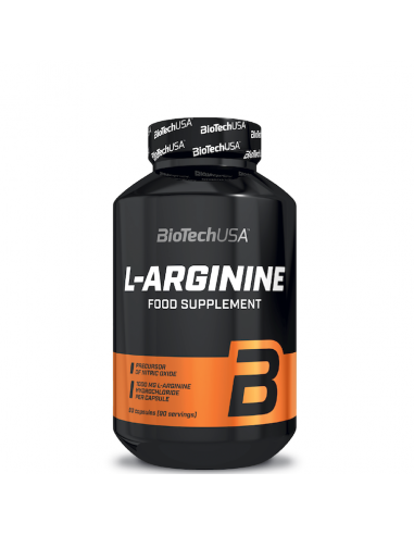 Bio Tech USA L-Arginin Kapseln 90 Stk