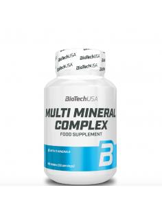 Bio Tech USA Multimineral Complex 100 Stk