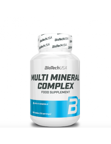 Bio Tech USA Multimineral Complex 100 Stk