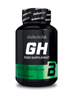 Bio Tech USA GH Hormone Regulator 120 Stk