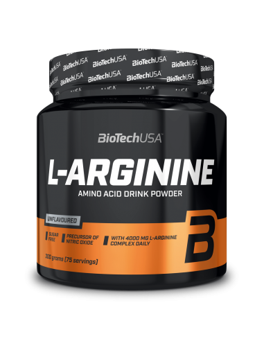 Bio Tech USA L-Arginine Powder 300g