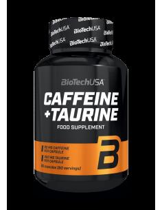 Bio Tech USA Caffein - Taurin 60 Stk