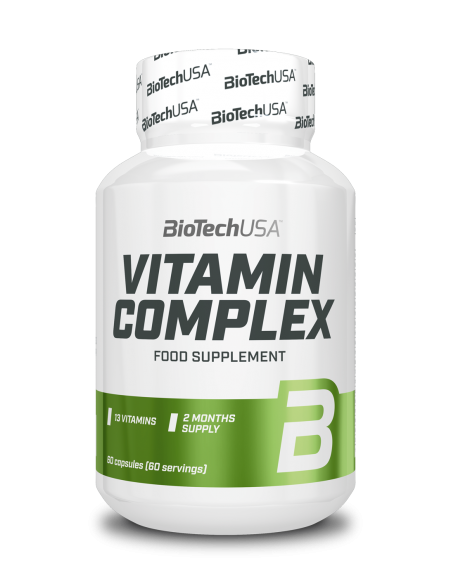 Bio Tech USA Vitamin Complex 60 Stk