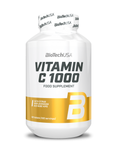 Bio Tech USA Vitamin C 1000 100 Stk