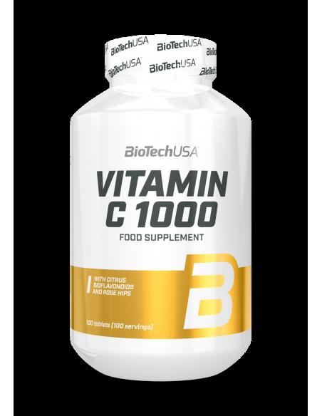 Bio Tech USA Vitamin C 1000 100 Stk