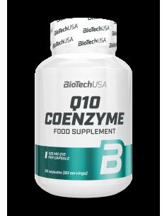 Bio Tech USA Q10 Coenzyme 60 Stk