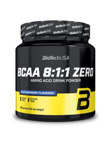 Bio Tech USA BCAA 8:1:1 Zero 250g