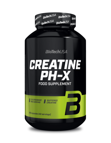 Bio Tech USA Creatine PH-X 210 Stk