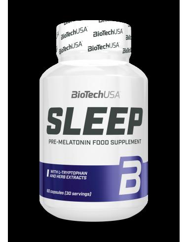 Bio Tech USA Sleep 60 Stk - Pre Melatonin
