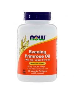 Now Foods Evening Primrose Oil 90 Stk - Nachtkerzenöl 1000mg