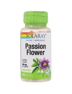 Solaray Passionsblume 350mg 100 Stk