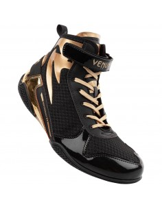 Venum Giant Low Boxing Shoes Gold