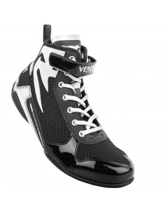 Venum Low Giant Boxing Shoes Weiss