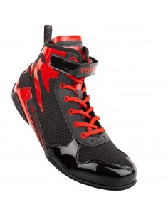 Venum Low Giant Boxing Shoes Rot