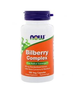 Now Foods Bilberry Complex 100 Stk