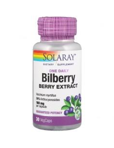 Solaray Heidelbeer - Bilberry One Daily 30 Stk