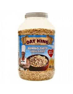 Oat King Jumbo Oats 4kg