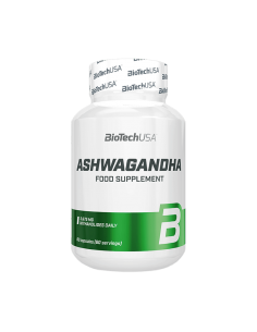 Bio Tech USA Ashwagandha 60 Stk