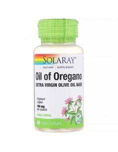 Solaray Acetyl L-Carnitin - Oregano Öl 150mg 60 Stk