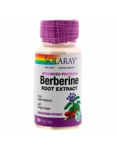 Solaray Berberine Wurzel Extrakt 60 Stk