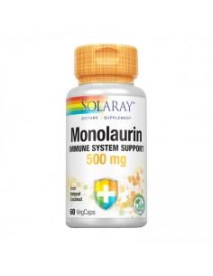Solaray Monolaurin 500mg 60 Stk