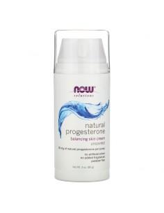 Now Foods Natürliches Progesteron Liposomal-Hautcreme 85g
