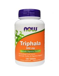 Now Foods Triphala 500mg 120Stk