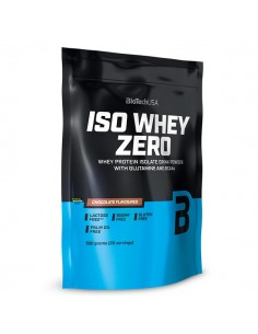 Bio Tech USA Iso Whey Zero 500g