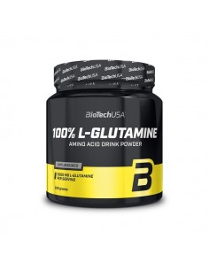 Bio Tech USA 100% L-Glutamine 500g