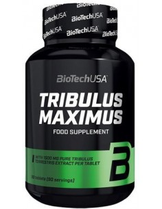 Bio Tech USA Tribulus Maximus 90 Stk