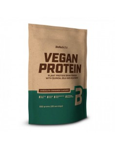 Bio Tech USA Vegan Protein 500g