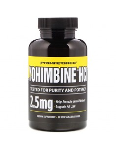 Primaforce Yohimbine HCL 2,5mg 90 Stk